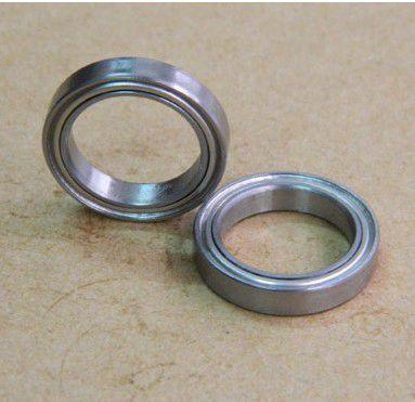 50pcslot  6703ZZ  thin wall bearing  6703Z  6703 - 2Z  61703ZZ 17*23*4 shielded ultra-thin deep groove ball bearings 17x23x4 mm