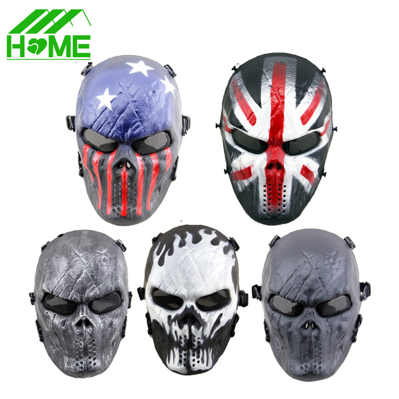 Holographic Rhinestone Burning Man Skull Mask Drag Queen Costumes Summer Festival Rave Clothes Outfits Gear Celebrity Stage Gear Vivid And Great In Style Costumes & Accessories