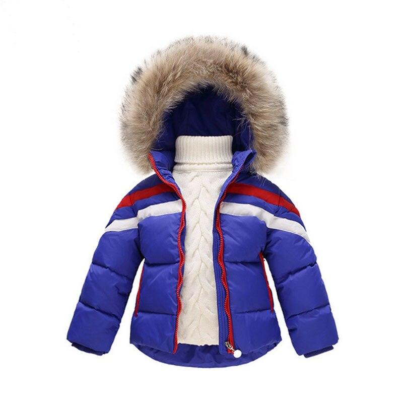 Chaqueta de invierno para Niñas Niños niños parka ropa caliente ...
