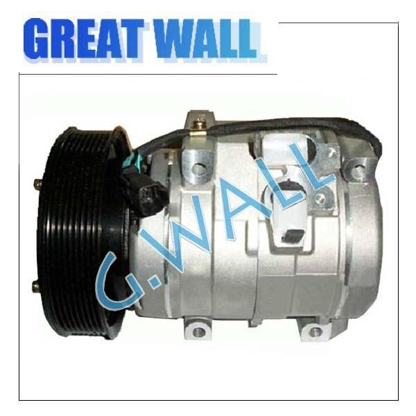Brand new auto ac compressor for CAT330C  caterpillar excavator 447220-0400 G.W.-10S17C-8PK-140