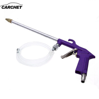 CARCHET aire motor limpiador arma sifón aceite de limpieza desengrasante solvente jabón 6ft manguera de limpieza pistola de polvo herramienta lavadora