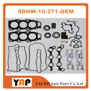 Overhaul Gasket Kit Engine FOR FITMAZDA 929 3.0L 24V V6 8DHW-10-271 2000-2010
