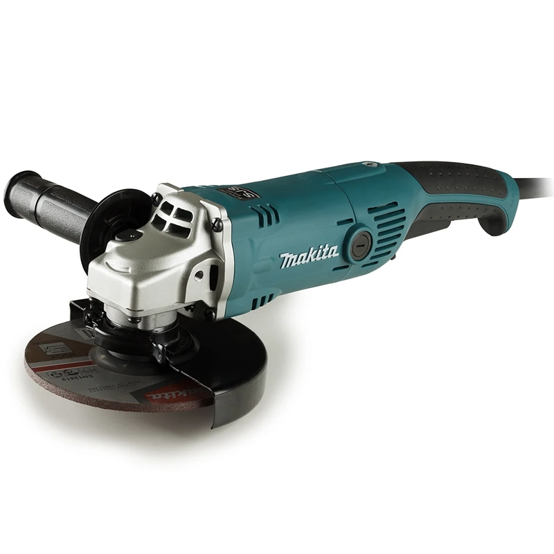 Machine grinding angle Makita GA6021 (Power Of 1050 W, 150mm, unit. Spindle, speed Hol. stroke 10000 arr/min) high speed 300w water cooled spindle motor 75v er8 collet milling spindle
