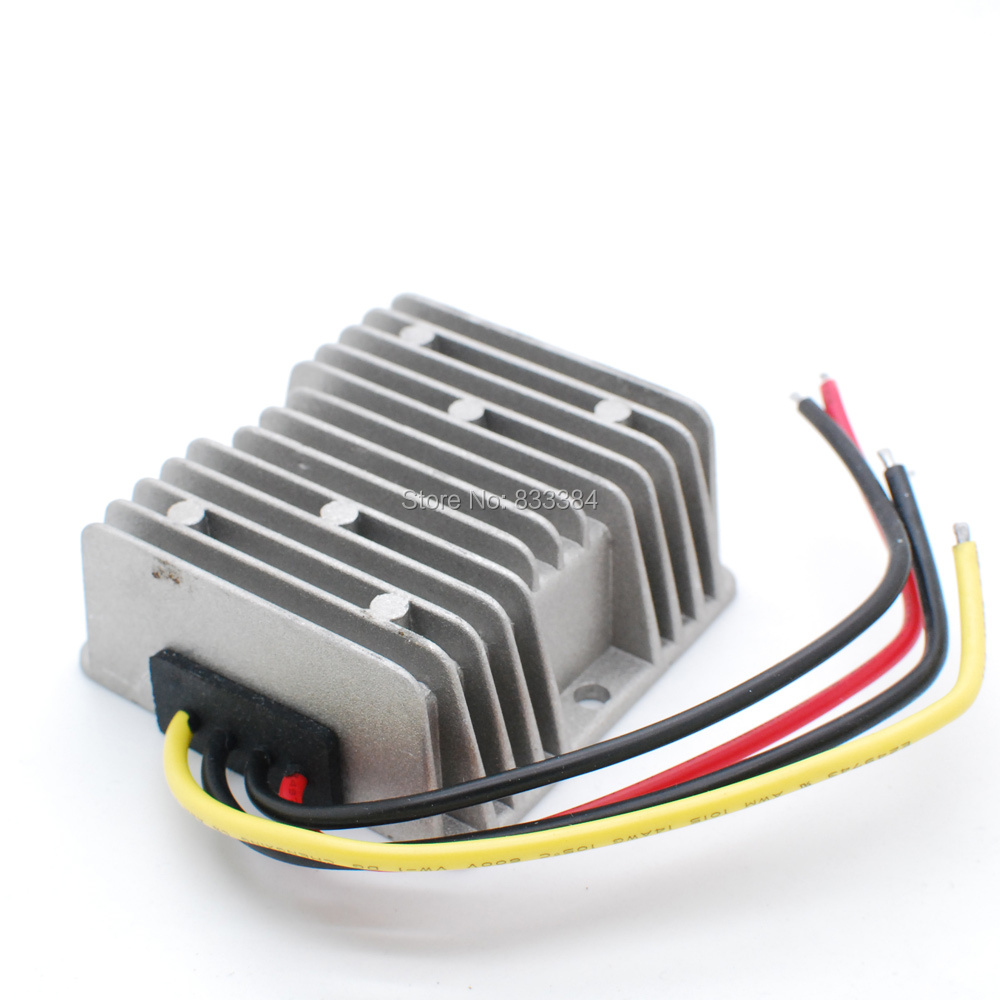 Free Shipping E-bike 24V universal Step Down to 13.8V DC 10A 138W for car charge Electric Vehicle DC Converter mh 138w