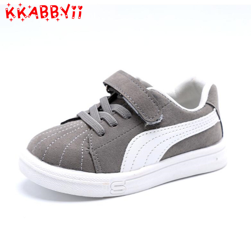Kids Children Shoes Antislip Soft Bottom Baby Sneaker Casual Flat Sneakers Shoes size 21-30 Girls Boys Sport Shoes 2017 children shoes girls boys sport shoes antislip soft bottom kids baby sneaker casual flat sneakers mesh loafers shoes