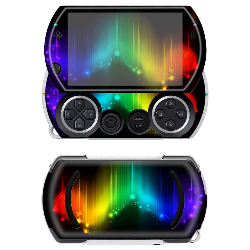 Free drop shipping portable decal skin sticker for Sony PSP Go  #TN-PGO-782