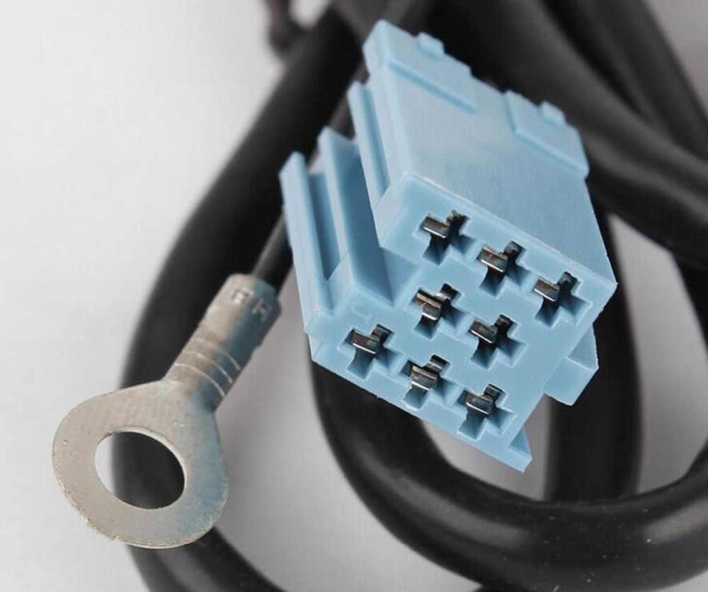 カーオーディオの Usb AUX アダプタ 3.5 ミリメートルインタフェース AUX CD チェンジャーアウディ 8Pin A2 A4 S4 A8 A8 オールロード tt シュコダシート