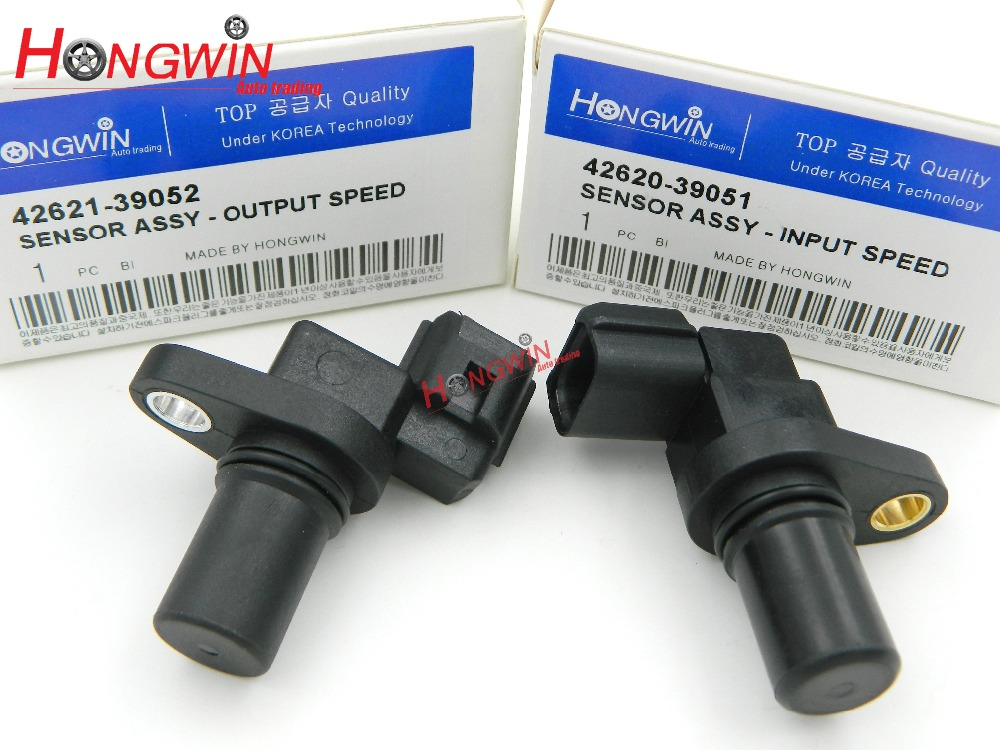 Tucson Tiburon Sonata Elantra Kia Forte Speed Sensor for Hyundai Accent
