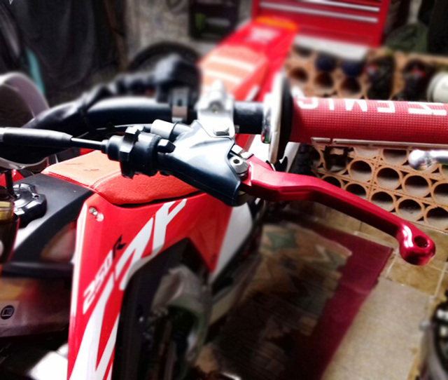 For Honda CRF 250/450 R CRF250X CRF 450R 450X Motorcycle Brake Clutch Lever Pivot Lever CRF450R CRF250R CRF450X CRF150R 07-2018