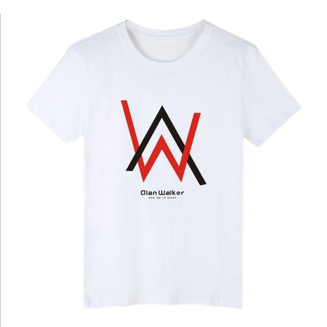 b3218498 Mens T Shirts Fashion 2017 Summer Tops Music DJ Divine Comedy Alan Walker  Faded Short Sleeve T-Shirt Men Hip Hop Tee Shirt Homme