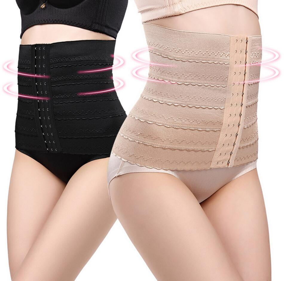 XXXL Slimming Corset Waist Trainer Cincher Girdles Body Shaper Women Postpartum Belly Band Underbust Tummy Control Hot Tops