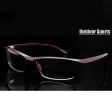 TR90 Flexibele Mannen Prescription Bril Brillen Frame Googles Optische Frame Bril Mannen Sport Bril Man Oculos De Grau