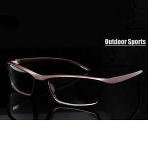 Image 1 - TR90 Flexible Men Prescription Glasses Eyewear Frame Googles Optical Frame Glasses Men Sports Glasses Man Oculos de grau
