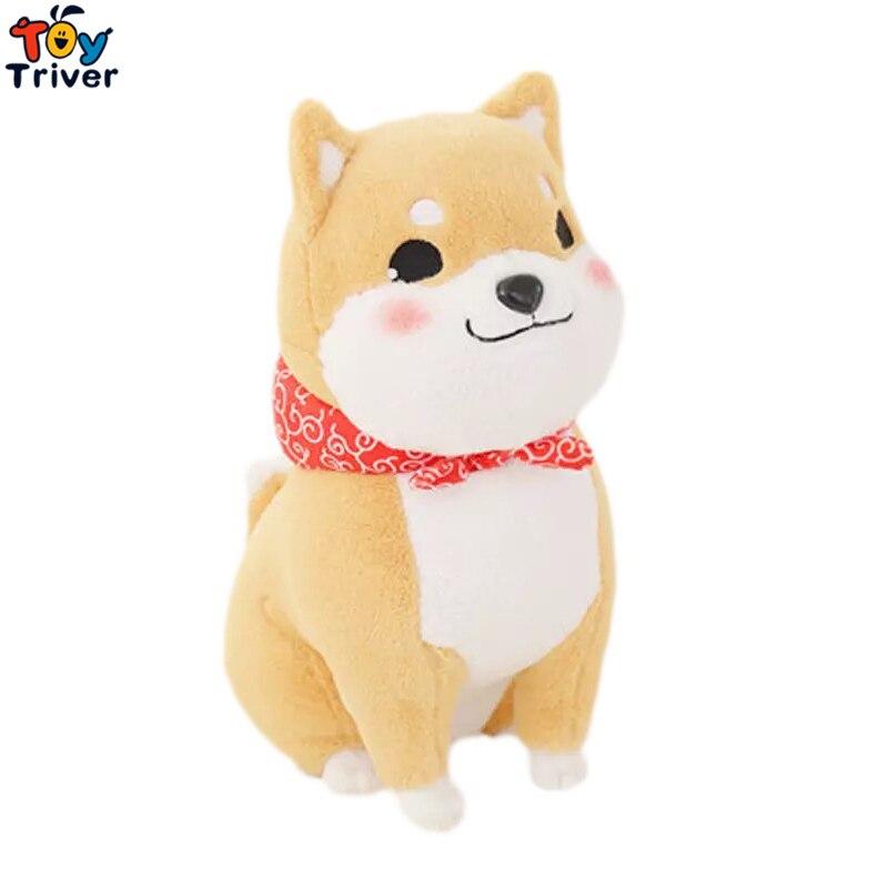 50cm Plush Japan Sitting Mameshiba Sankyoudai Loyal Dog Shiba Inu Dogs Toy Stuffed Toys Doll baby Kids Birthday Gift Shop Decor creative akita dog shiba inu plush toys imitation dog doll cartoon birthday gift 40 60cm