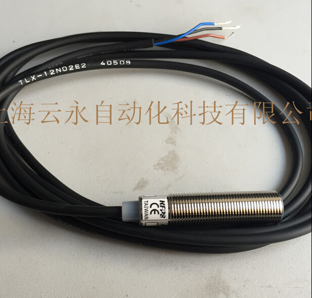 NEW  ORIGINAL TLX-12N02E2  Taiwan kai fang KFPS twice from proximity switch turck proximity switch bi2 g12sk an6x