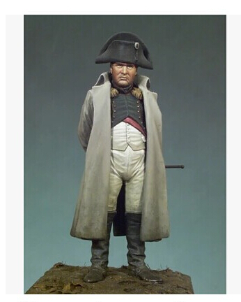 pre order-(General quality version) Resin Kits 1/32 Scale Napoleon Bonaparte 54mm Resin Model DIY TOYS resin kits 1 35 scale the german infantry squad resin model diy toys
