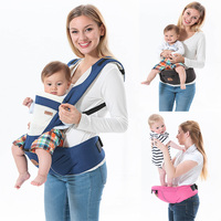 Baby Gear Adjustable Sling Wrap Breathable Heaps Multi functional Breathable Baby Straps With Waist Stool Four Seasons Universal