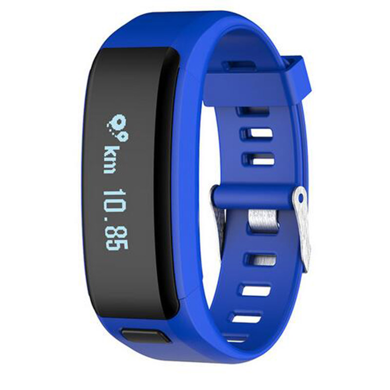 2017 SKXR01 Smart Band Watch Bluetooth 4.0 Bracelet Heart Rate Monitor Blood Pressure Health Wristband Fitness Tracker Smarband