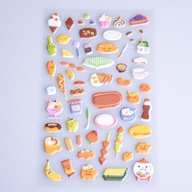 Stiker Contoh Sticker Produk Makanan