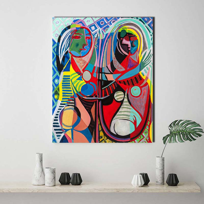 Pablo Picasso Contemporary Art Canvas Painting Print Living Room Home Decoration Artwork Modern Wall Oil Posters HD