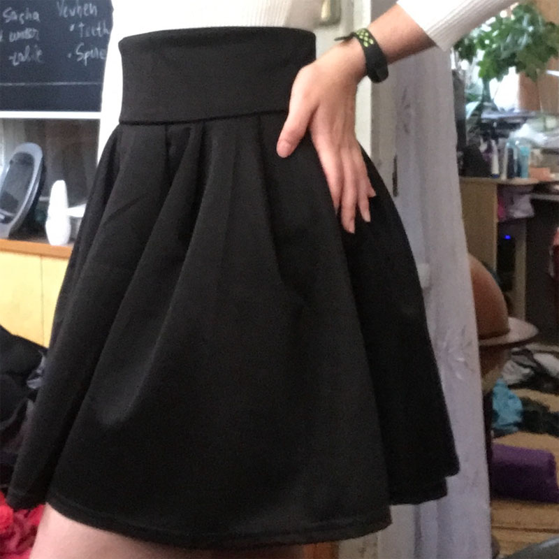719e635562a1 קנו מכנסיים לנשים   Sexy School Girls Short Skirts Womens Harajuku A ...