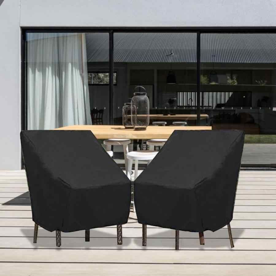 Практичный Водонепроницаемый чехол для мебели, дивана, дома, сада, патио, уличная защита, Пыленепроницаемый Чехол для мебели