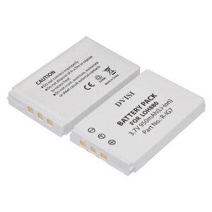 Image 2 - R IG7 بطارية DVISI 950mAh قابلة للشحن ليثيوم أيون Bateria ل LOH880 لوجيتك الوئام واحد 900 720 850 880 885 890 برو H880