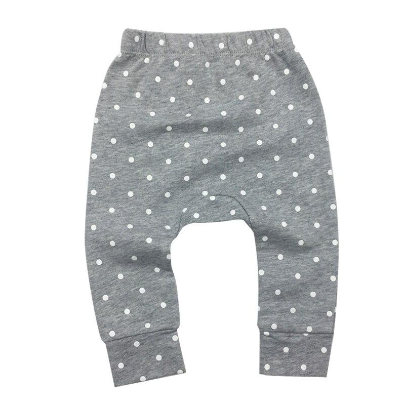 Newborn Toddler Infant Baby Boys Girls Pants Unisex Casual Harem Pants PP Babies Bebes Pantalones contrast panel side pleated harem pants