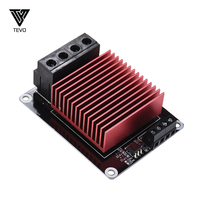 TEVO Heating Controller For MKS Series Hot Bed Heatbed Extruder MOS Module Exceed 30A Support Big