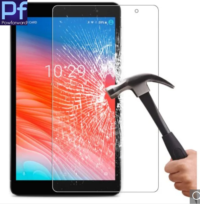 """5 Pack Clear Tablet Screen Protector Guard For Chuwi Hi9 Pro 8.4/"""""""