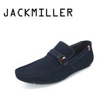 Jackmiller Top Brand Spring Summer Men's Casual Sho