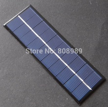 1.3W 5V Polycrystalline Solar Panels Small Solar Power 3.6V Battery Charge Solar Led Light Solar Cell 163*60 *3MM Free shipping