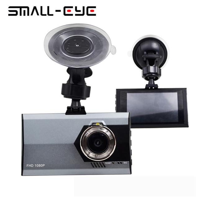 """SMALL-EYE 3.0 """"LCD Ночного Видения Ультра-тонкий Автомобиль Камеры Автомобильный ВИДЕОРЕГИСТРАТОР 720 P HD Видео Регистратор Регистратор Motion обнаружение Даш Cam 8062"""