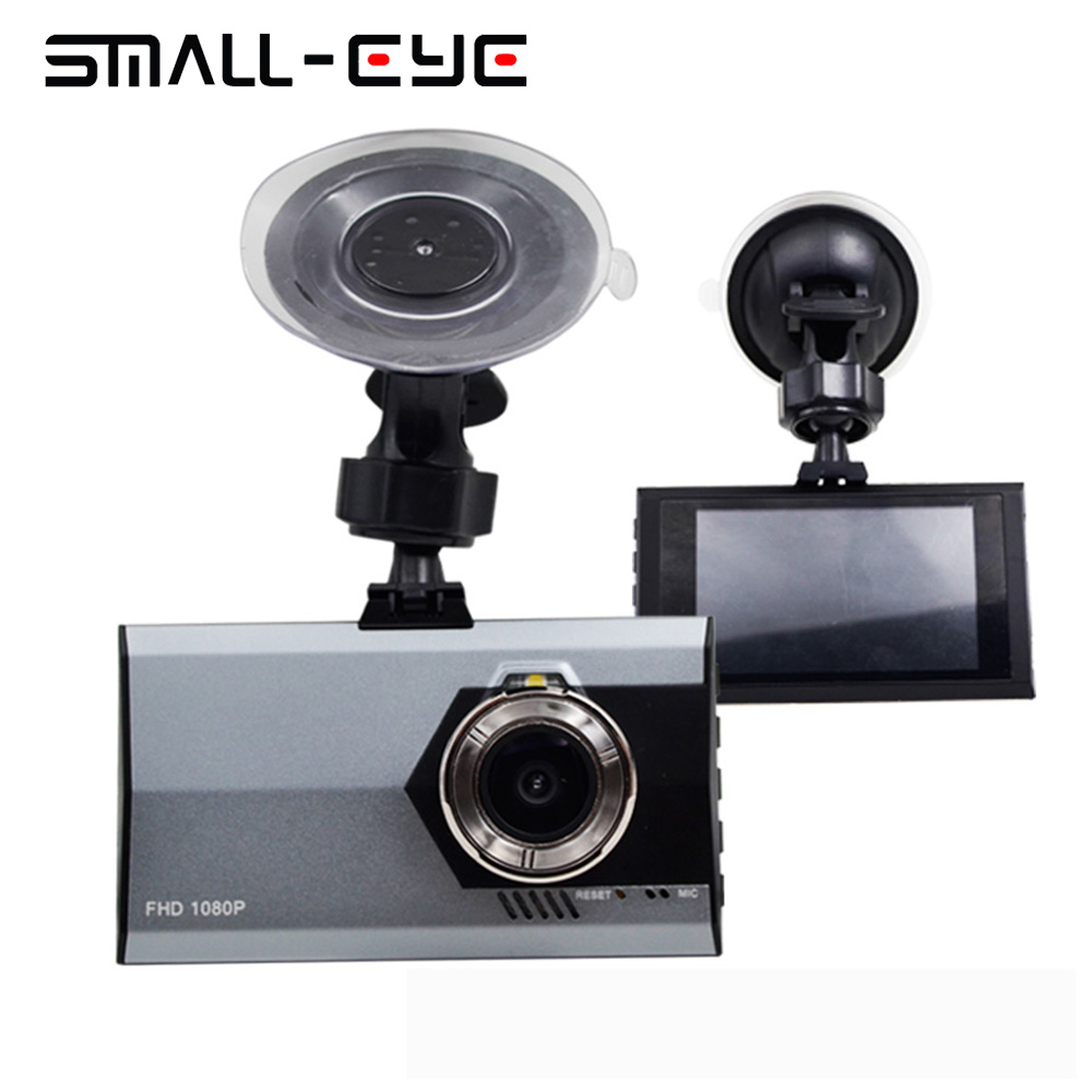 "SMALL-EYE 3.0""LCD Night Vision Ultra-thin Car Camera Car DVR 720P HD Video Registrator Recorder Motion Detection Dash Cam 8062"