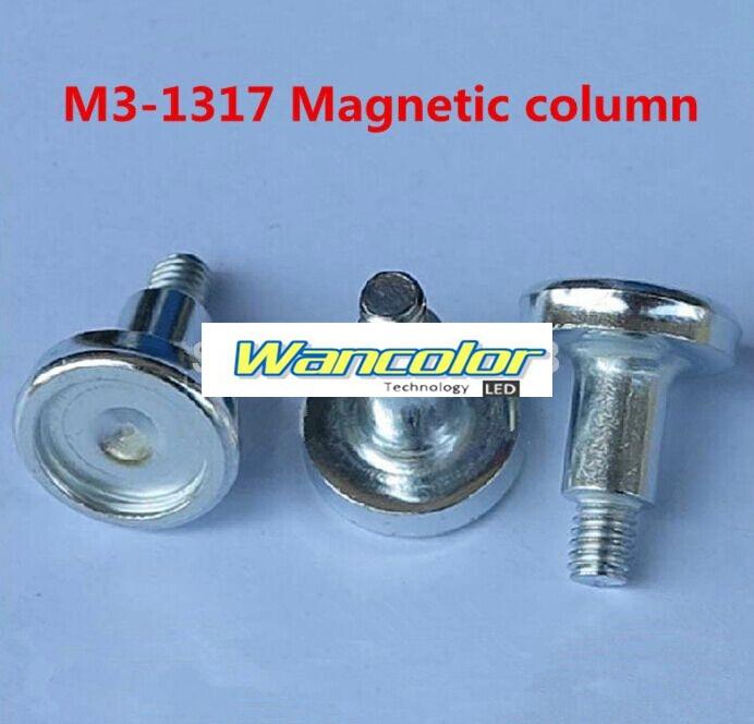 100pcs/lot Indoor M3 Cylinder Magnet For Full Color Led Display Module Led Display Accessories