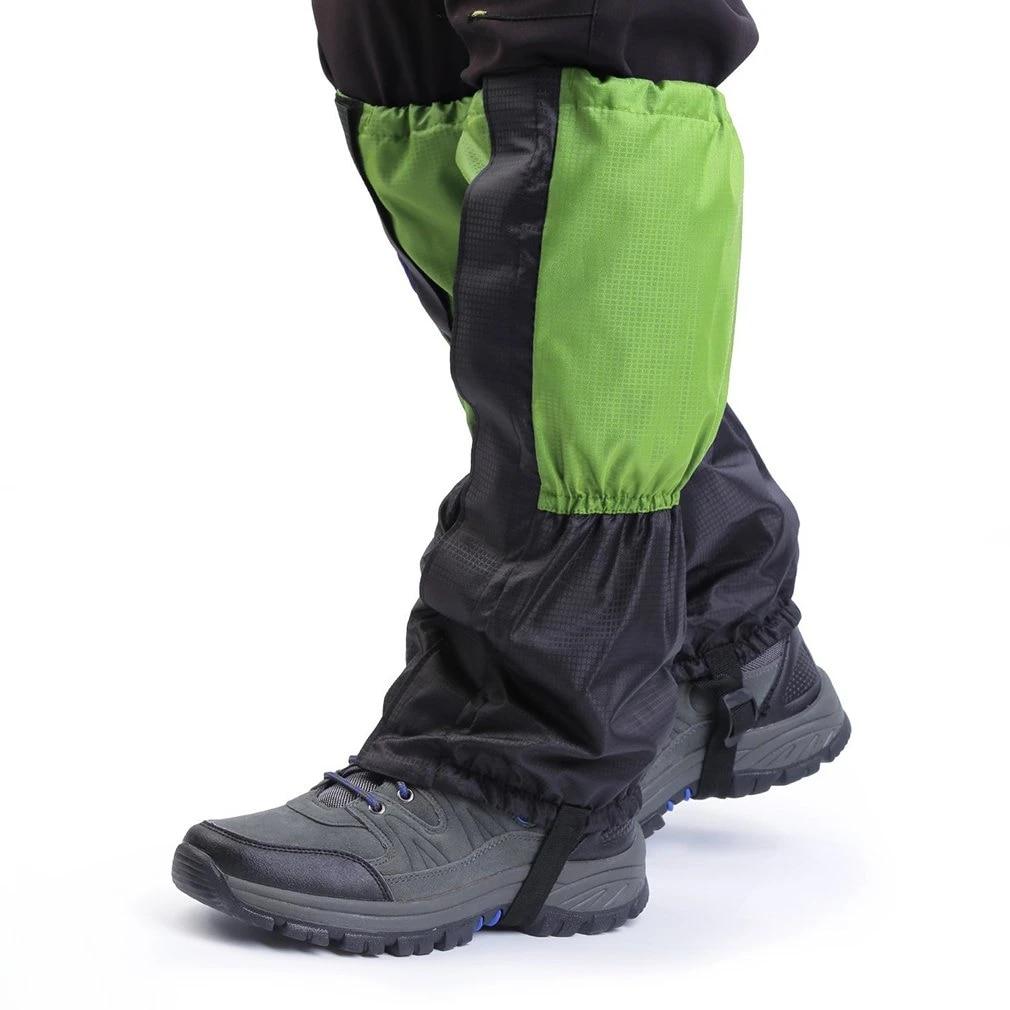 2018 Waterproof Outdoor Hiking Walking Climbing Snow Hunting Legging Gaiters