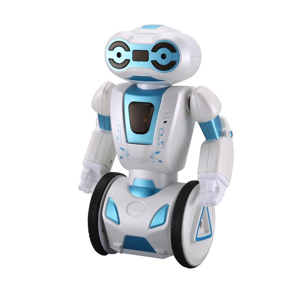 Intelligent Programming Remote Control Robot Smart Self Balancing Robot RC Robot For Children Kids Robotica Toy