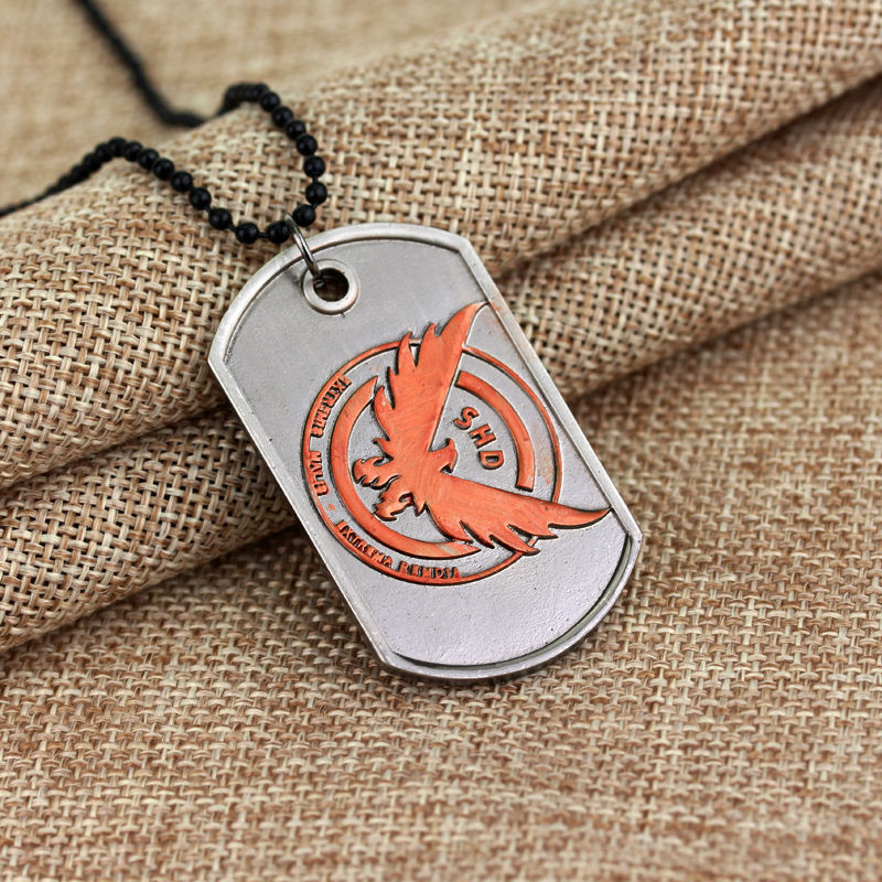 Latest Game Jewelry Tom Clancy S The Division Necklace