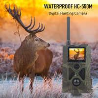 Skatolly HC500M HD caza Trail Cámara HC-500M trampa visión nocturna movimiento Hunter vida salvaje Cámara CE ROHS Dropshipping Deer Feed