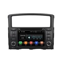 Android 8.0 Octa Core Car Multimedia DVD GPS Navigation for Mitsubishi Pajero V97 V93 2006-2016 Radio Bluetooth WiFi Mirror-link