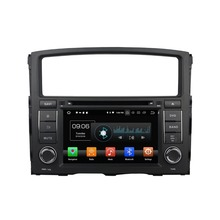 Android 8.0 Octa Core Car Multimedia DVD GPS Navigation for Mitsubishi Pajero V97 V93 2006-2016 Radio Bluetooth WiFi Mirror-link