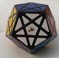 Twsit Corner Volviendo Dodecahedron MF8 Starminx V1 I cubo Negro Puzzle de Juguetes Educativos de la idea Del Regalo Envío de La Gota