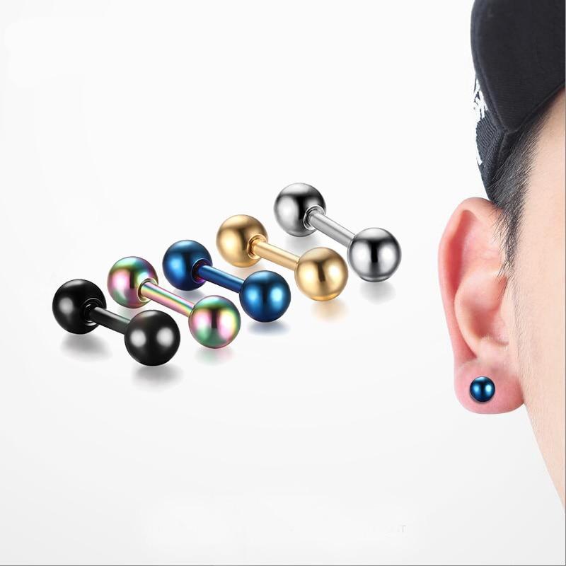 Ohrringe für männer stecker