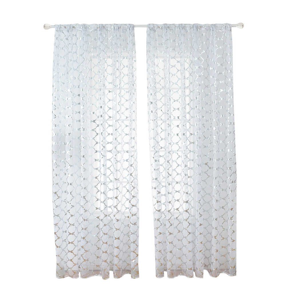 40 X79 Sheer Curtains For Living Room