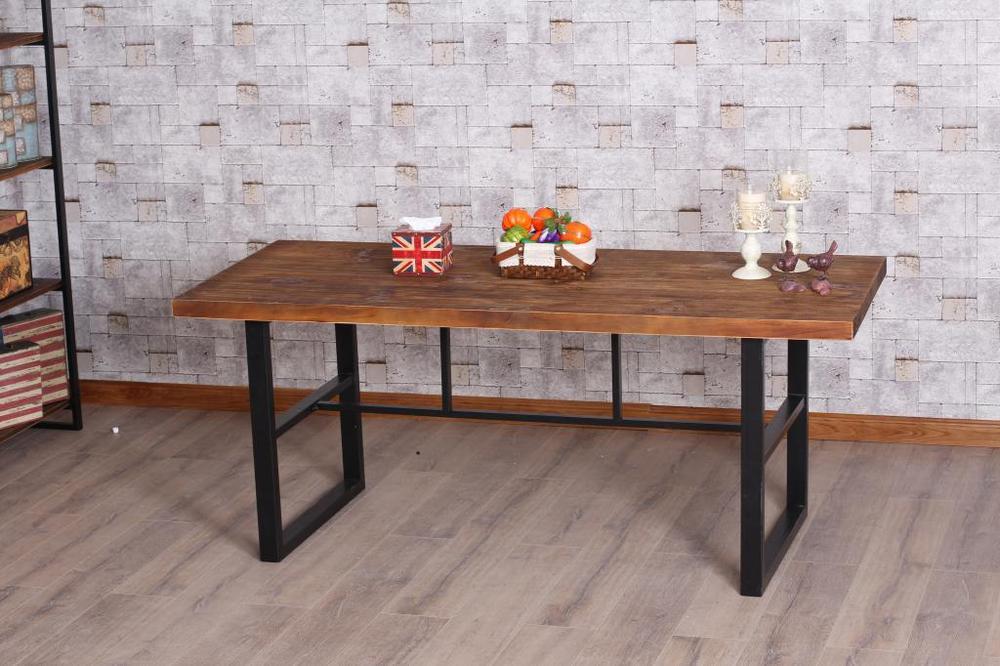 Como hacer una mesa de comedor amazing imagen with como for Construir mesa de madera