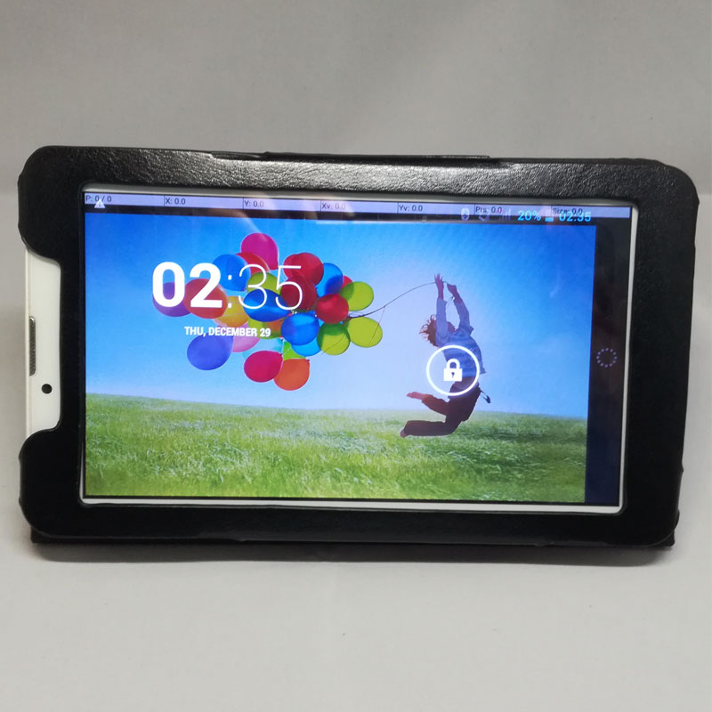 Myslc Printed Pu Leather Cover for Irbis TZ714/TZ716/TZ717 7 inch Tablet Magnetic Stand Case цена