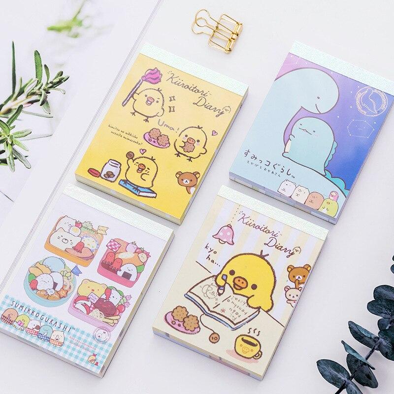 BLINGIRD 4 styl Kreativní Cute Chick Cover Student Office - Bloky a záznamní knihy - Fotografie 1