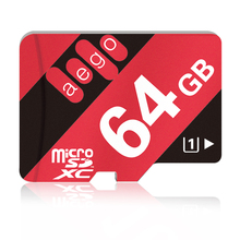 On sale AEGO Micro SD Card 64GB Class10 High Speed UHS-1 Flash Memory Card For Smartphone Digital Camera Pad
