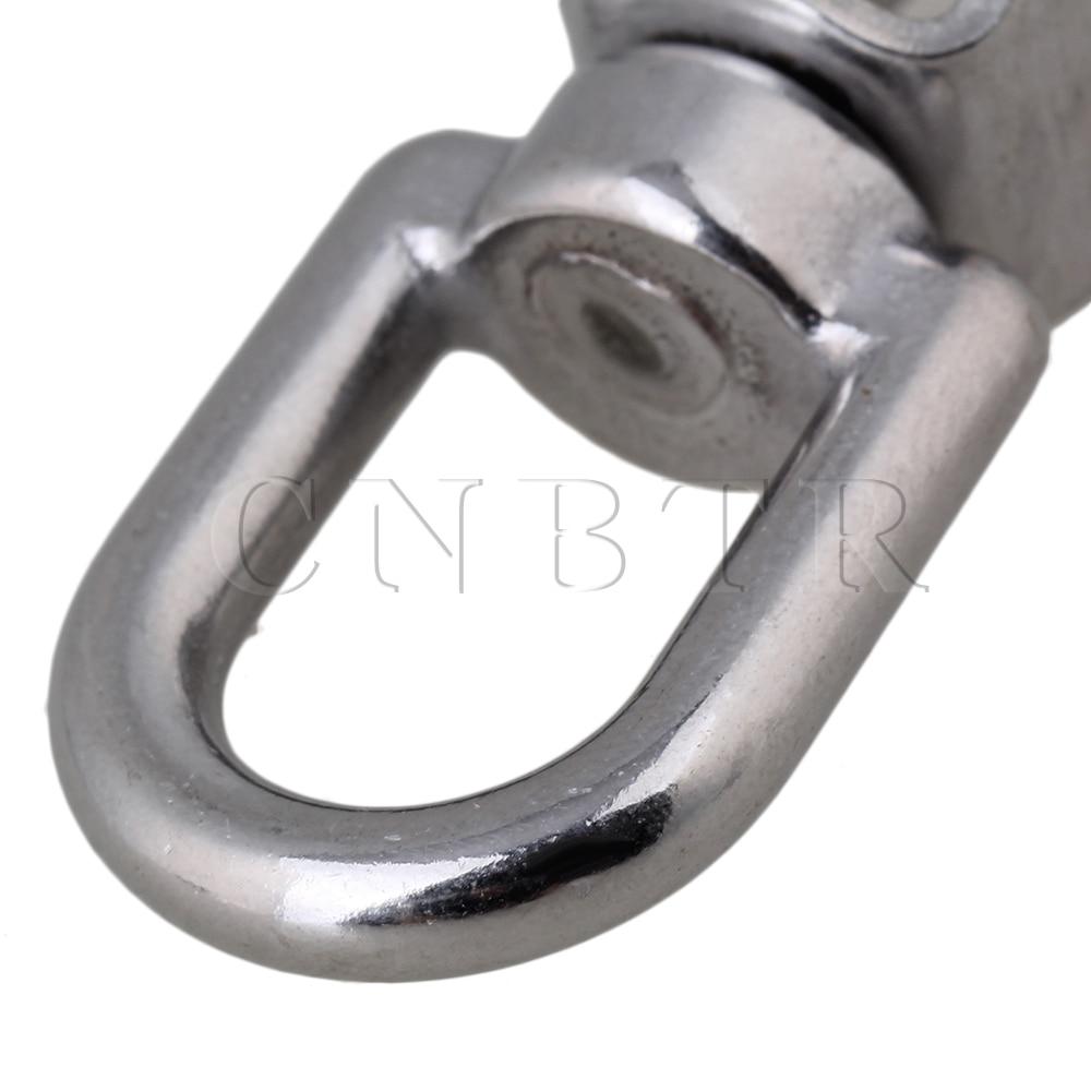 CNBTR M20 304 Stainless Steel Single Wheel Pulley Block Single Pulley Block