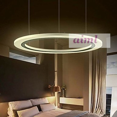 LED Integrato Lampadari LED Moderna/Contemporanea Soggiorno/camera ...